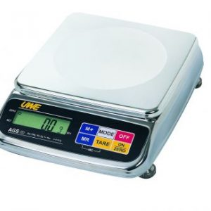 UWE AGS Series Approved Stainless Steel Bench Scale