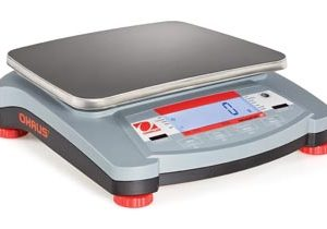 Ohaus Navigator XT Series Portable Balance with LCD Display