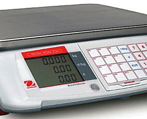 Ohaus Aviator 5000 EC Approved Retail Scale
