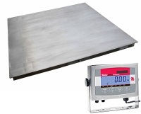 FWS Range Stainless Steel Platform and Ohaus T32XW Stainless Steel Indicator