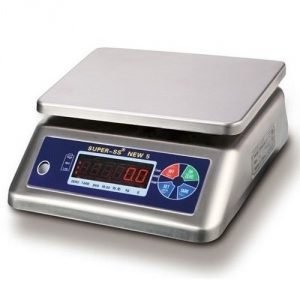 Yantai Super-SS New 5 Stainless Steel Scale